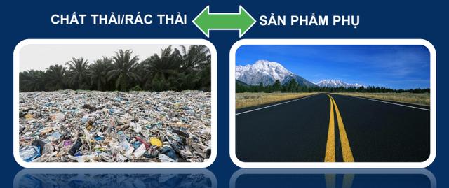 Lần đầu tiên Việt Nam xây đường từ rác thải nhựa