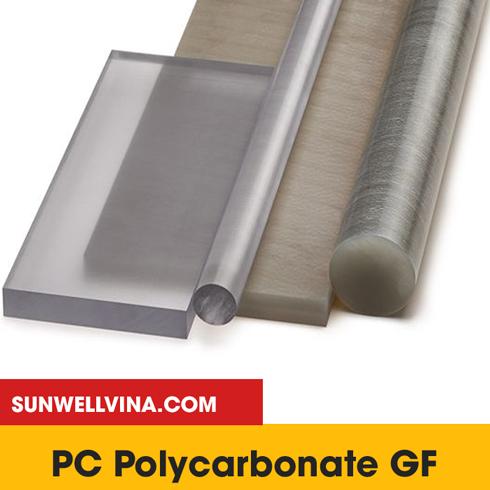hạt nhựa pc gf