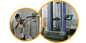 Các tính năng của sản phẩm PA66 chống cháy không có halogen với Hình 3