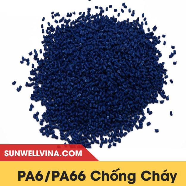 hạt nhựa chống cháy pa6/pa66