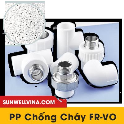 Hạt nhựa chống cháy FR-V2