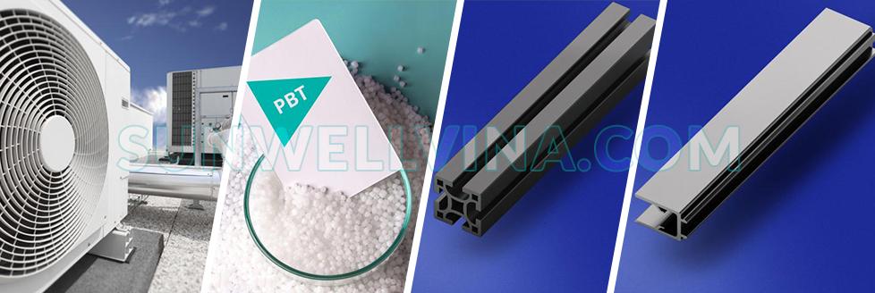Hạt nhựa PBT chống cháy