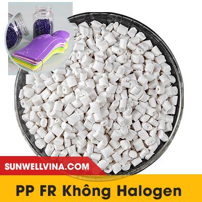 PP chống cháy không có Halogen