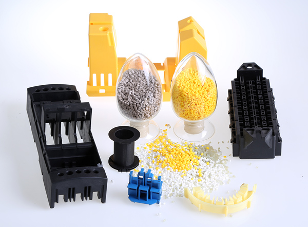 Nhựa PA66 Tăng cường chất chống cháy (2)