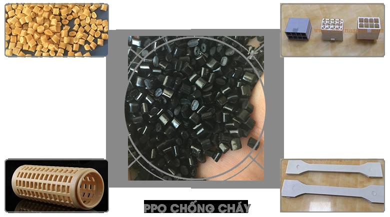 Nhựa PPO chống cháy sunwell Vina